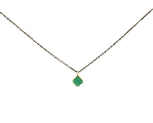 ILA Gramont Emerald Necklace IL41