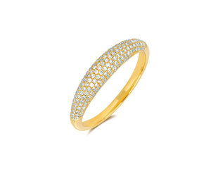 EF Collection Pave Diamond Dome Ring EF1