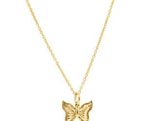 Trabert Goldsmiths Vintage Butterfly Pendant E3118