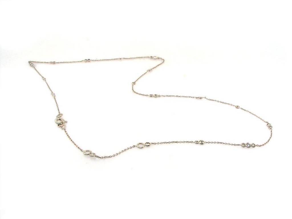 Trabert Goldsmiths Diamond Station Chain