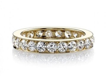 Single Stone 1.80ct Carmella Dia Eternity Band SI135