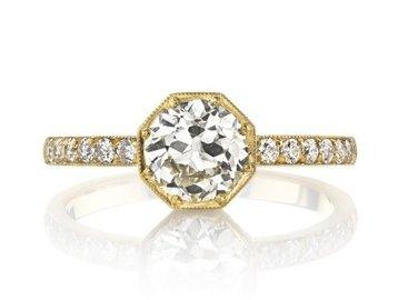 Emerson Old European Diamond Ring SI133