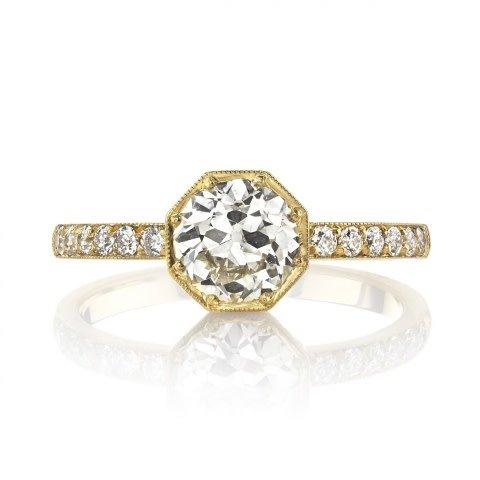 Emerson Old European Diamond Ring