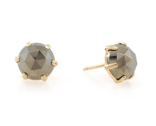 Jamie Joseph Jewelry Designs Pyrite Earrings JD111