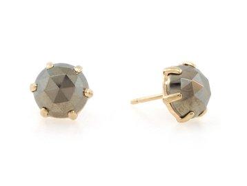 Jamie Joseph Jewelry Designs Pyrite Earrings JD111