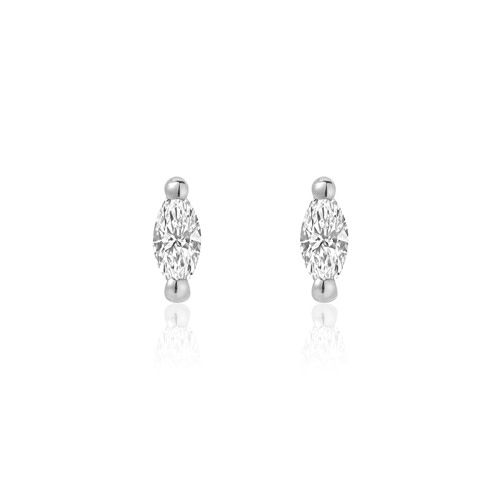 Liven Marquise Diamond Earrings