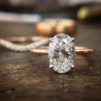 The 17 Best Wedding and Engagement Rings to Mix and Stack to Your Heart's Desire