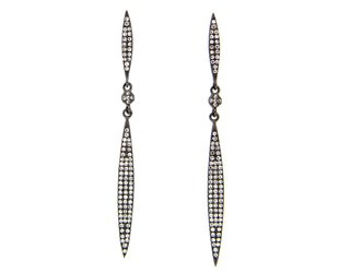 Dilamani Diamond Spear Earrings DL1