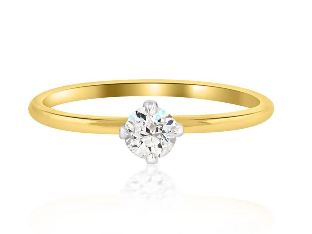 0be9b46ec8f2e5 25cts Diamond Baby Solitaire Ring E1551 - Trabert Goldsmiths