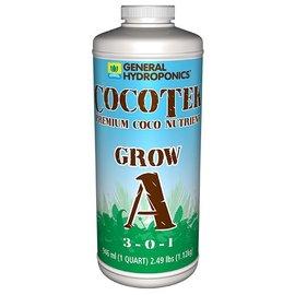 General Hydroponics GH CocoTek Grow A, qt