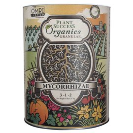 Plant Revolution Inc Plant Success Organics Granular Mycorrhizae 5 lb