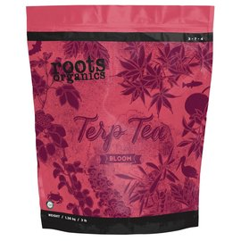 Aurora Innovations Roots Organics Terp Tea Bloom 3 lb