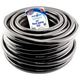 Hydro Flow Vinyl Tubing Black 3/4 in ID  100 ft Roll