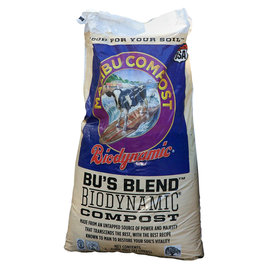 Malibu Compost Malibu Bu's Blend Biodynamic Compost 1 cu ft