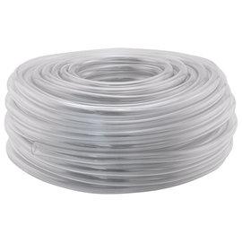 Hydro Flow Vinyl Tubing Clear 3/16 in ID - 1/4 in OD 100 ft Roll