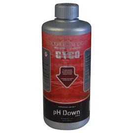 CYCO CYCO pH Down 500 mL (12/Cs)