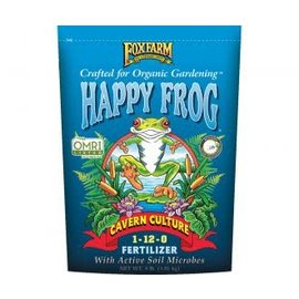 Fox Farm FoxFarm Happy Frog Cavern Culture Fertilizer, 4 lb