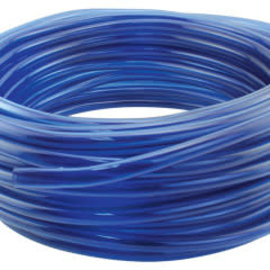 Hydro Flow Vinyl Tubing Blue 1/2 in ID 50 Foot