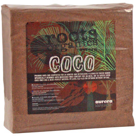 Aurora Innovations Roots Organics Compressed Coco Fiber 5 kg (230/Plt)