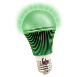 AgroLED AgroLED Green LED Night Light - 6 Watt (40/Cs)