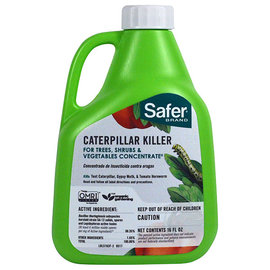 Safer Safer Brand Caterpillar Killer Concentrate pt