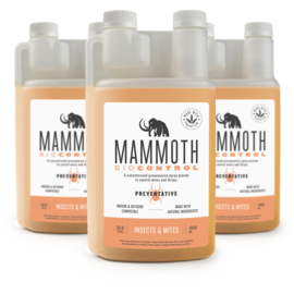 Mammoth Microbes Mammoth Biocontrol Preventative Insecticide 1000 ml