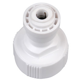 Hydro-Logic HydroLogic QC Garden Hose Connector 3/8 in