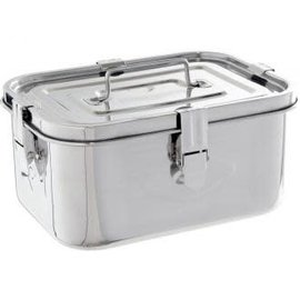 "Private Reserve Private Reserve Airtight Strongbox, 2.5 L, 8.3"" x 6"" x 4"""