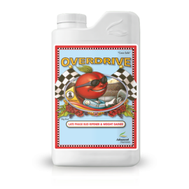 Advanced Nutrients Advanced Overdrive Late Flowering 4 L
