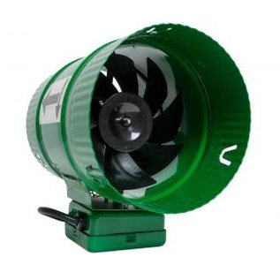 "Active Air Active Air 6"" Inline Booster Fan, 188 CFM"