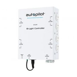 Autopilot Autopilot 8-Light High Power HID Controller, 8000W (120/240V), 60A