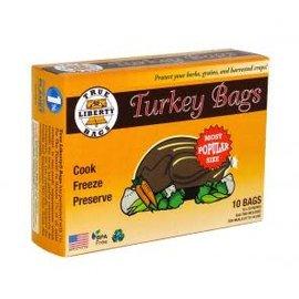 True Liberty Bags True Liberty Turkey Bags, 3 gallon,pack of 10