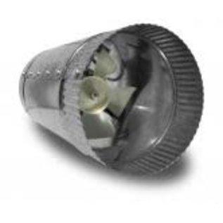 Atmosphere Vortex Powerfan VTA In-line tube axial 4'', 115V/1PH/60Hz, 66 CFM