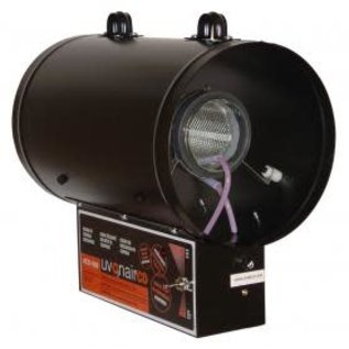 Uvonair CD-In-Line Duct Ozonator Corona Discharge, 8""