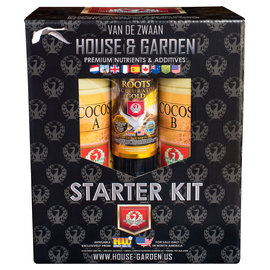 House & Garden House and Garden Cocos A and B Starter Kit