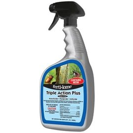 Fertilome Fertilome RTU Triple Action Plus 32 oz.