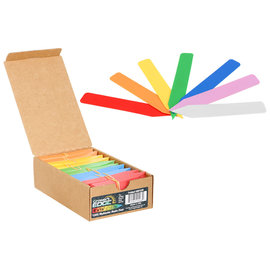 Growers Edge Grower's Edge Plant Stake Labels Multi-Color Pack - 1000/Box