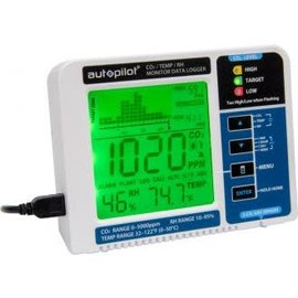 Autopilot Autopilot Desktop CO2 Monitor & Data Logger
