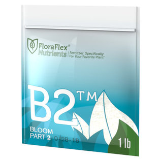 FloraFlex FloraFlex Nutrients B2 - 1 lb