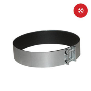 DL Wholesale 6'' Noise Reduction Clamp