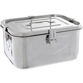 "Private Reserve Private Reserve Airtight Strongbox, 5 L, 9.5"" x 7"" x 4.7"""