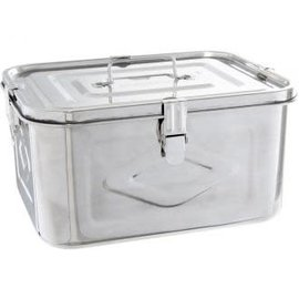 "Private Reserve Private Reserve Airtight Strongbox, 7.5 L, 10.6"" x 8.3"" x 5.5"""