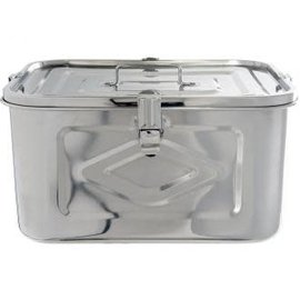 "Private Reserve Private Reserve Airtight Strongbox, 10 L, 11.8"" x 9.5"" x 6.3"""
