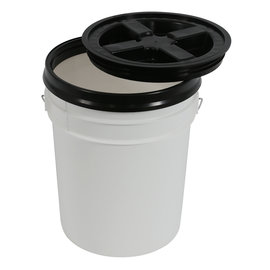 Gamma Seal Gamma Seal Lid for 3.5 and 5 Gallon Buckets Green