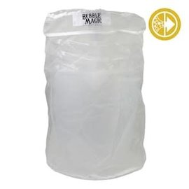 Bubble Magic Bubble Magic 5 Gallon 220 Micron Washing Bag w/ Zipper