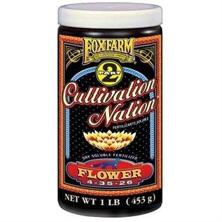 FoxFarm CULTIVATION NATION FLOWER 1 LB