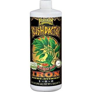 FoxFarm FoxFarm Bush Doctor Liquid Iron, 1 qt