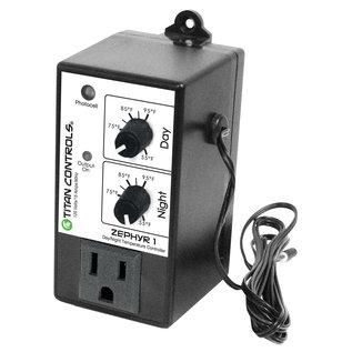 Titan Controls Titan Controls® Zephyr™ 1 - Day/Night Temperature Controller