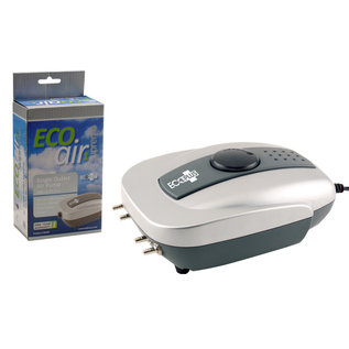 EcoPlus Supreme Air Pump 4 Outlet 640 L/H - 8 Watt 143 GPH