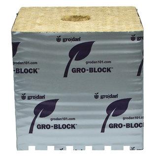 "Grodan Case Qty. Grodan Gro-Blocks Hugo, 6""x6""x6"",  single"